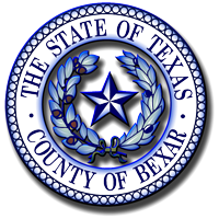The State of Texas: County of Bexar logo