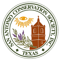 San Antonio Conservation Society, Inc. Texas logo