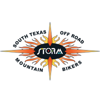 South Texas Off Road Mountain Bikers logo